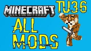 Minecraft Xbox360 All Mods One