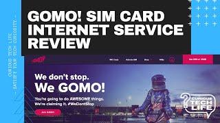 GOMO Sim Philippines Review - …