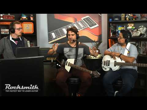 Rocksmith Remastered - Social Stars Song Pack - Live From Ubisoft Studio SF