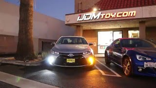 iJDMTOY Toyota Camry LED Daytime Running Lights/LED Turn Signal Conversion Kit(, 2015-12-17T21:16:32.000Z)