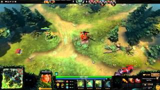 Dota 2 - Windranger with Skull Basher