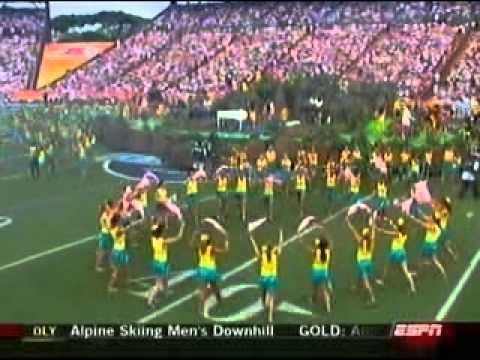 2006 02 12   Pro Bowl Halftime Show