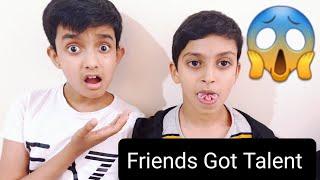 Got Talent Friends Got Talent  Got Talent with Friends  Talent show Hassan and Aleeza