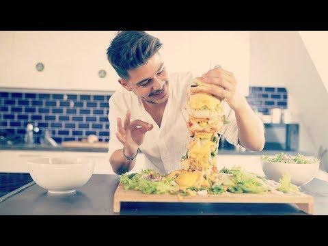 Der 10.000 Kalorien Burger | Selfmade by vassili