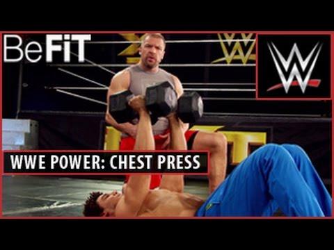 WWE Power Series: Dumbbell Floor Press...