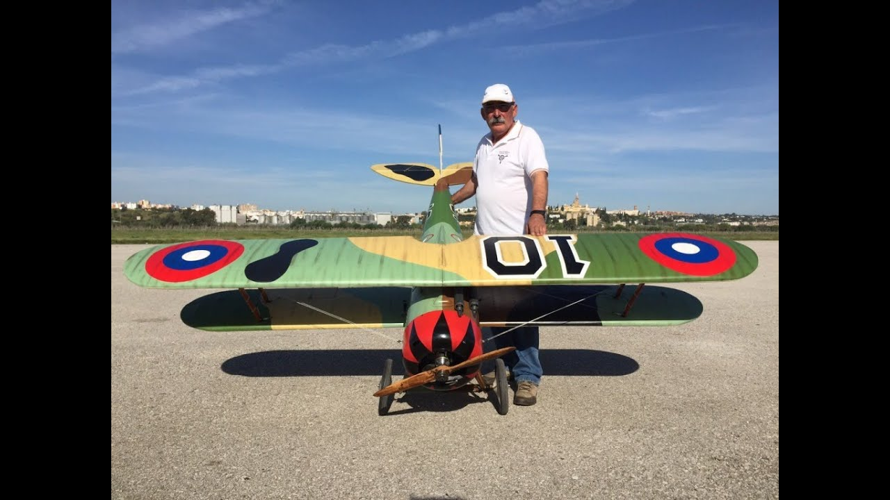 Nieuport  Build