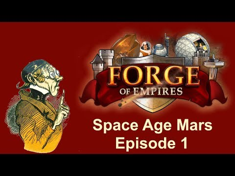 FoEhints: Space Age Mars #01 in Forge of Empires