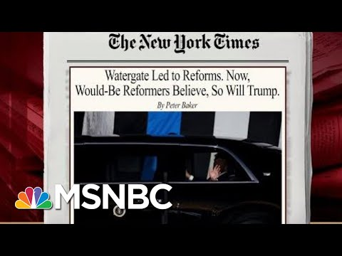 Will Trump's Presidency Lead To Reforms? | Morning Joe | MSNBC
