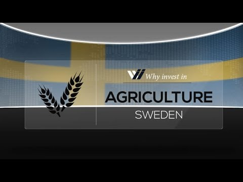 Agriculture  Sweden - Why invest in 2015