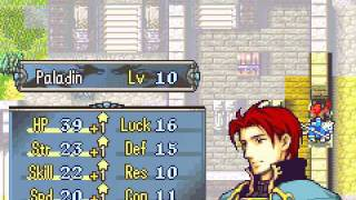 Fire Emblem: The Sacred Stones TAS in 1:08:51.21 by Vykan12