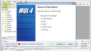 Download lagu Belajar Membuat Script EA Forex Sendiri di MQL4