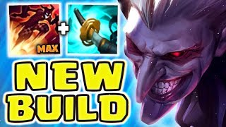 NEW SHACO BUILD MAKES HIM GOD TIER!! BREAKING THE META | INSANE CRITS STORMRAZOR RUSH