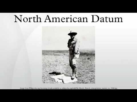 North American Datum