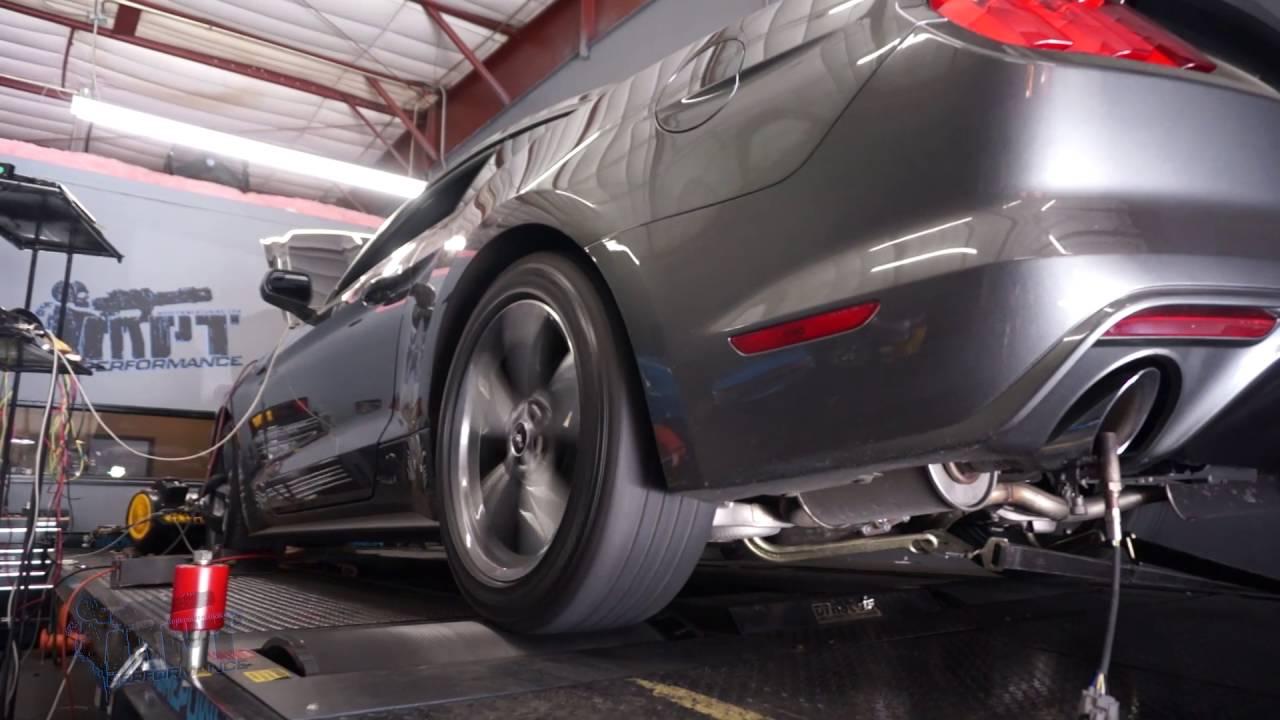 2015 2016 Mustang 3 7L V6 - MPT Dyno Tune & Review