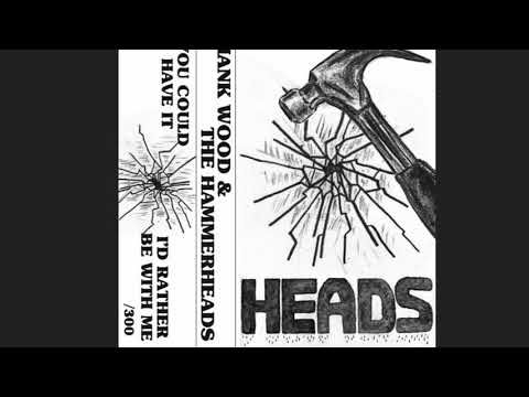 Hank Wood and The Hammerheads - HEADS Cassingle