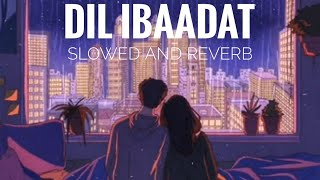 """""""Dil Ibaadat"""" and it's late night, raining and you're with your love, watching the city🖤"""