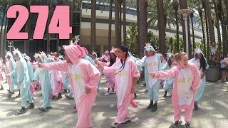 The Time I Did A Unicorn Flashmob (Day 274)