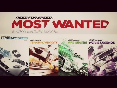Mega 2016 Descargar Need For Speed Most Wanted Deluxe Dlc Bundle Ultimate Speed Pack Samic Youtube