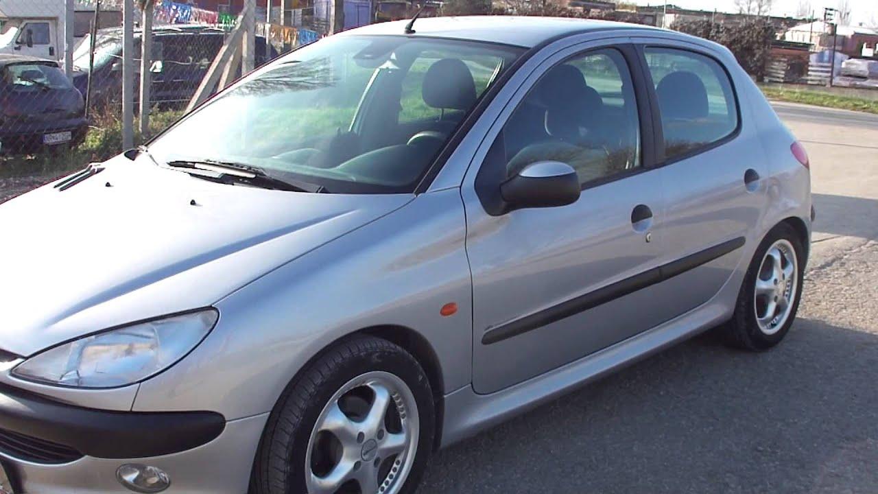 Peugeot 206 1 6 Xt