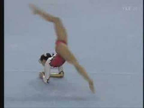 Catalina Ponor - Euro 2006 - Floor Travel Video