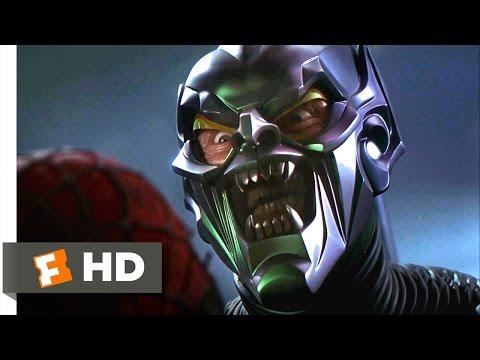 Spider-Man Movie (2002) - Spider-Man vs. Green Goblin Scene (8/10) | Movieclips