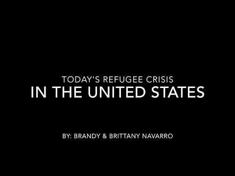 PBL 2017--Refugee Crisis Brittany & Brandy Navarro