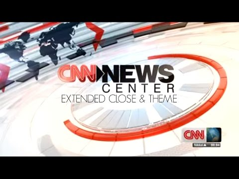 CNN News Center Extended Close