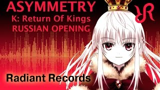 Arietta Asymmetry RUS Vocal Cover By Radiant Records K Project Return Of Kings