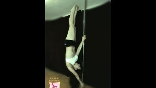 Andrea Velez en Pole Dance Fitness Competition POLE DFC 2013