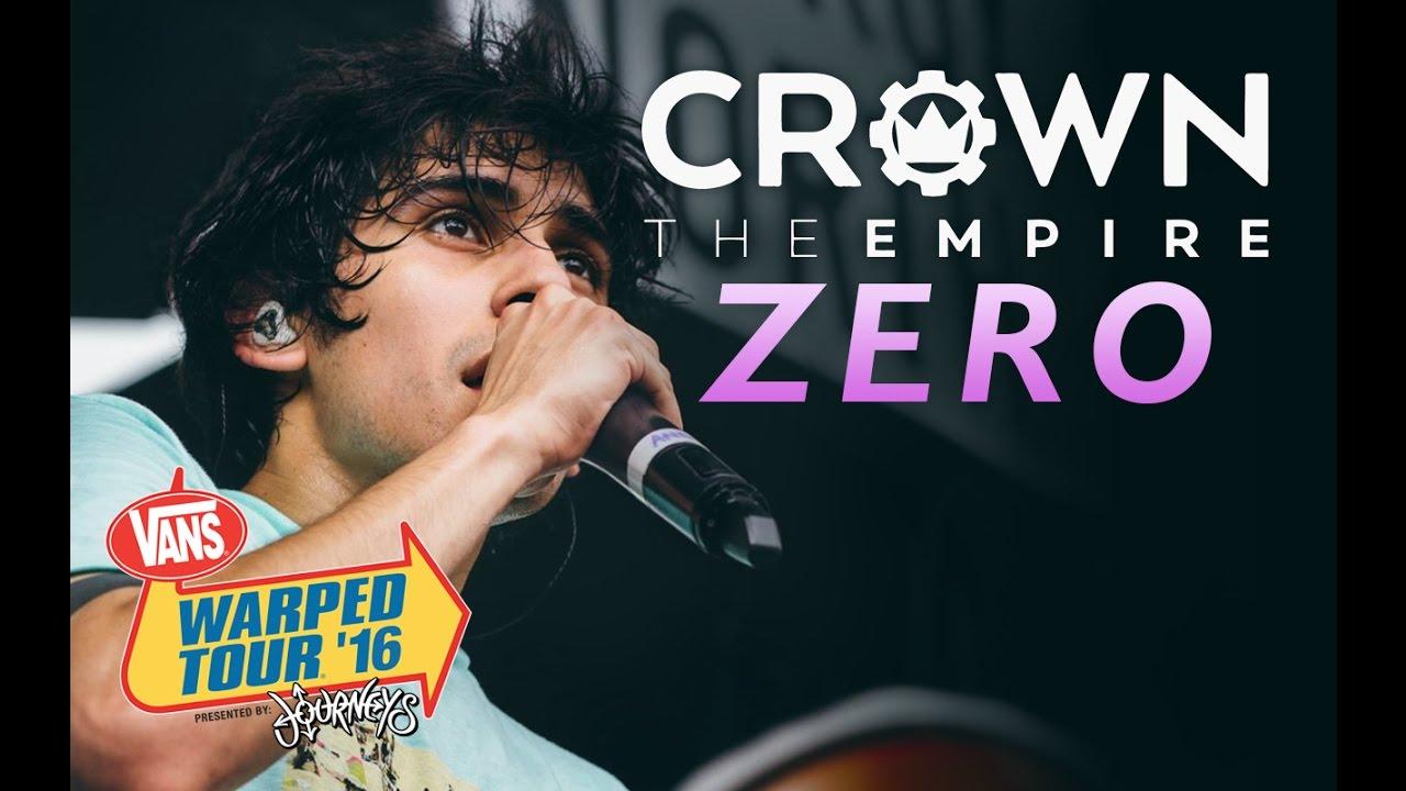 Crown The Empire Zero Warped Tour