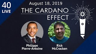 Cardano Community Weekly Recap August 18, 2019 | TCE 40