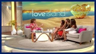 Love Island's Darylle Sargeant says Frankie Foster and Samira Mighty are on the show for FAME and