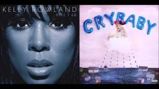 Pacify Her Motivation - Kelly Rowland vs. Melanie Martinez (Mashup)