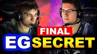 EG vs SECRET GRAND FINAL LEIPZIG MAJOR DreamLeague 13 DOTA 2