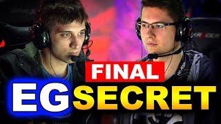 EG vs SECRET - GRAND FINAL - LEIPZIG MAJOR DreamLeague 13 DOTA 2