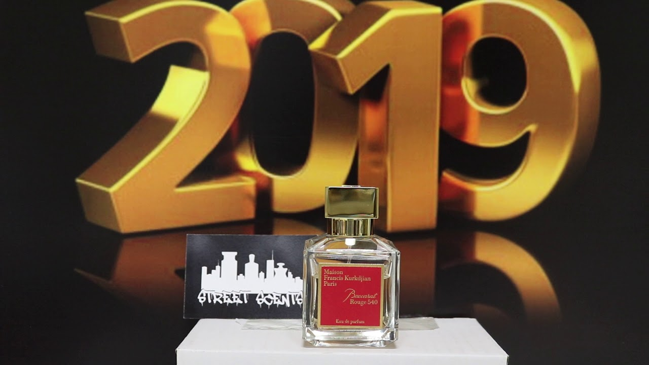 My Scent Of New Years Eve Going Into The New Year 2019 Is Baccarat