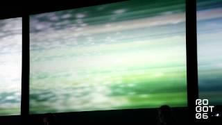 roBOt06 The Kilowatt Hour: Mathieu / Sylvian / Fennezs - Teatro Comunale di Bologna