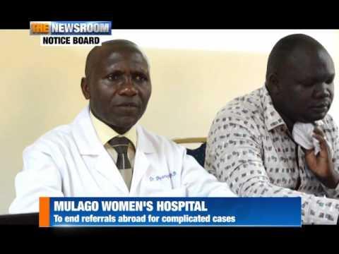 FIRST EVER FEMALE HOSPITAL IN UGANDA