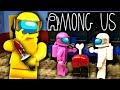 LEGO Мультфильм Among Us - Skeld / Предатель среди нас / Stop Motion, Animation