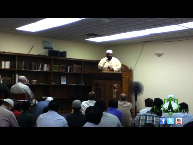 Forgiveness, Unity, Helping Others = Jannah | Sh Mohammad Hassan Travel Video