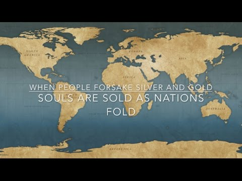 Without Silver & Gold, Nations Fold.