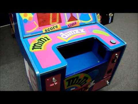 Mini Dunx Arcade Basketball Game - YouTube