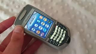 BlackBerry 7100T Startup Shutdown & Ringtones
