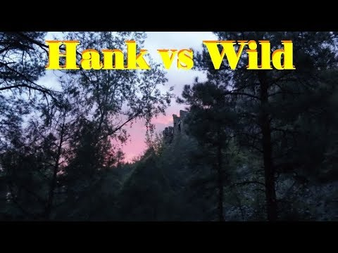 Hank vs Wild -  Luna, New Mexico - Outdoor Survival & Wild Edibles