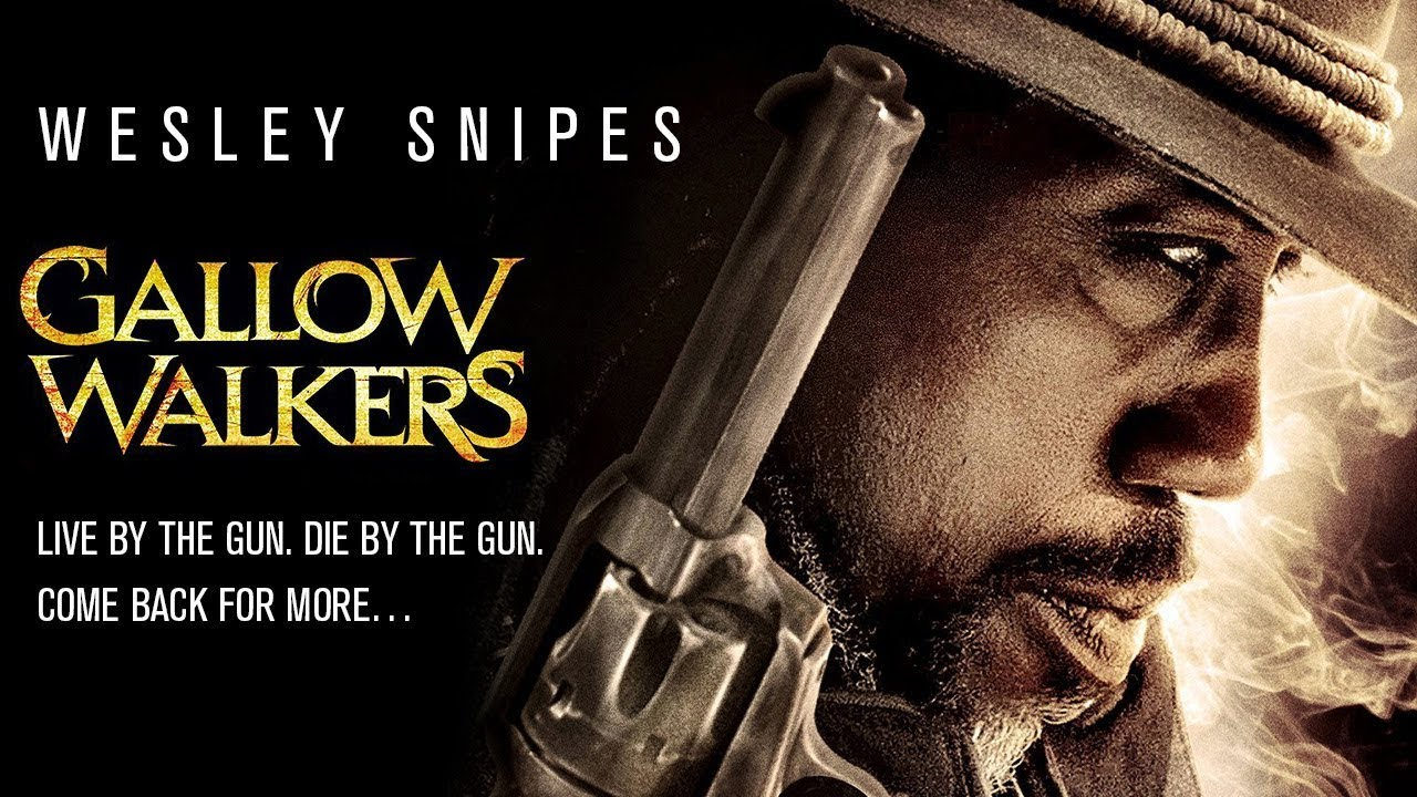 Gallowalkers Full Movie | Wesley Snipes | Action Movies | Western Movies | The Midnight Screening
