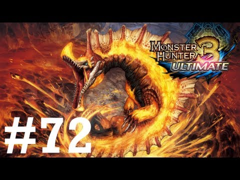 Monster Hunter 3 Ultimate - Online Quests -- Part 72: Heart Gold, Soul Silver