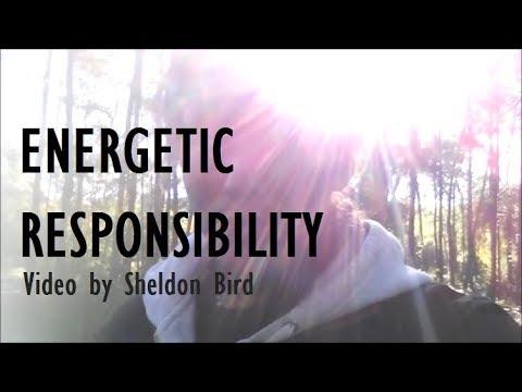 ENERGETIC RESPONSIBILITY
