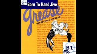 BORN TO HAND JIVE (Background Track)