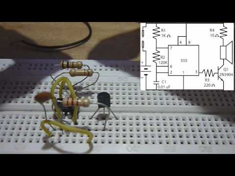 Protoboard: Probador audible de continuidad from YouTube · Duration:  3 minutes 40 seconds