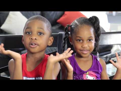 Funny Kids Interview | Black Family Vlogs